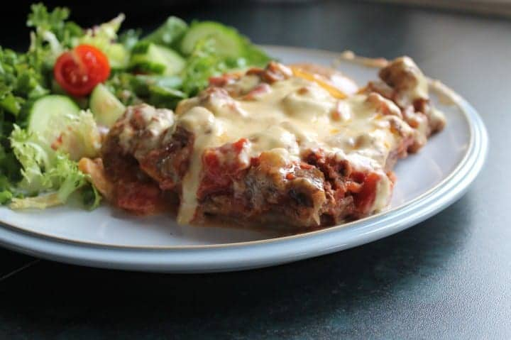 Slow Cooker Moussaka Recipe