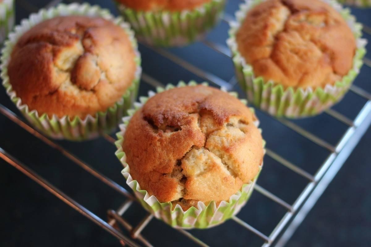 Fruity Banana Muffins Recipe