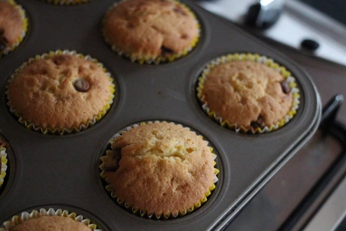 Recipe: Chocolate Chip Cupcakes