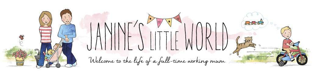Blogger Behind the Blog {Janine's Little World}