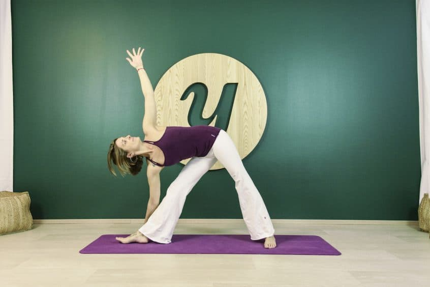 My First Experience of Yoga with Yogaia – and a discount code!