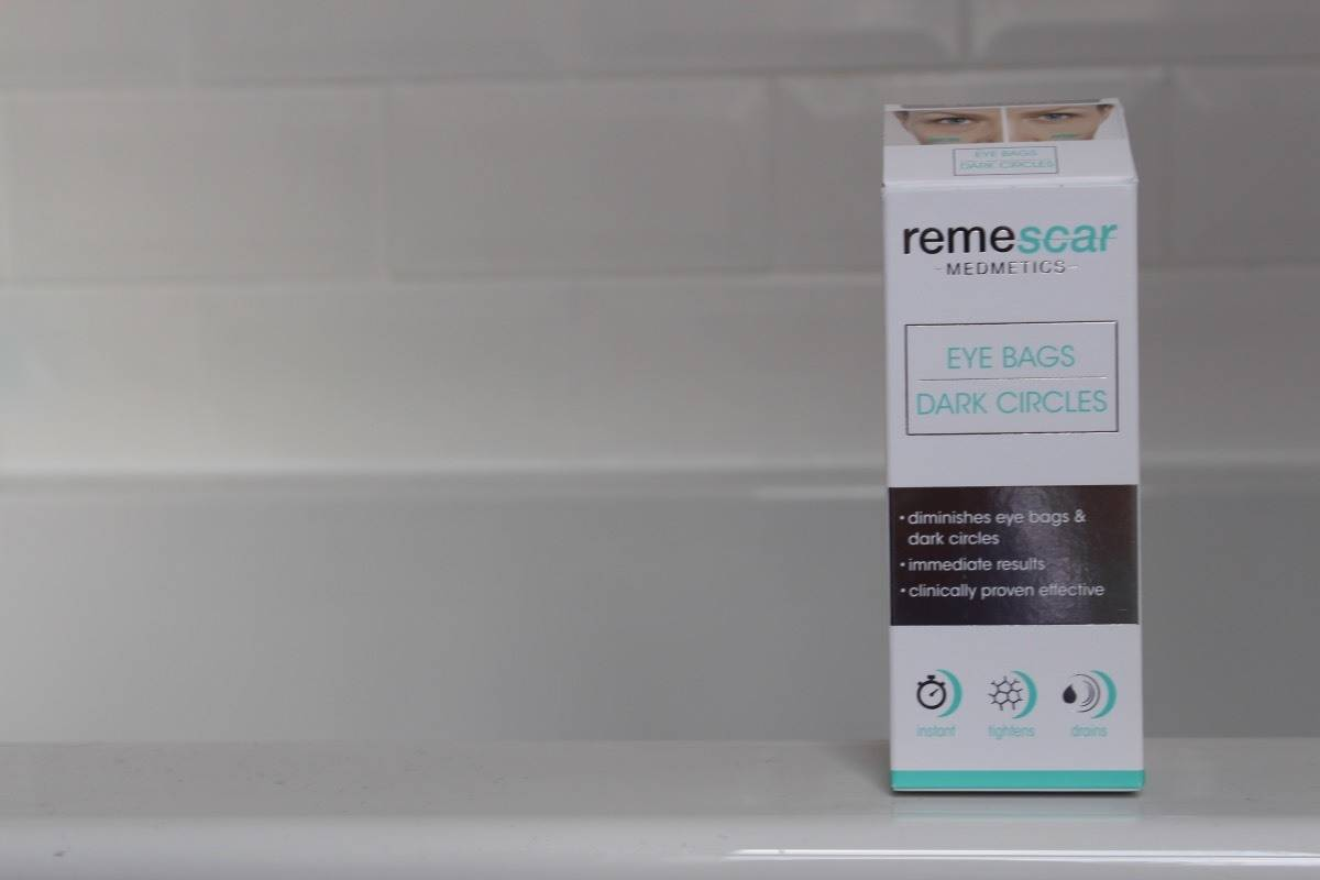 Review: Remescar Eye Bag and Dark Circles Cream #NoMoreBaggage