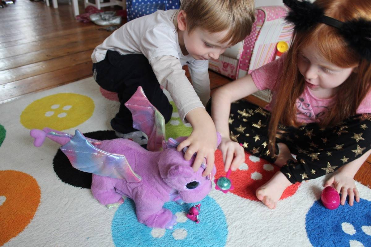 Review: Baby Born Interactive Wonderland Dragon