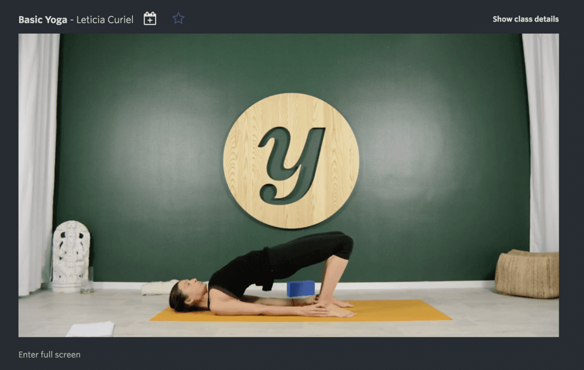 My First Experience of Yoga with Yogaia - and a discount code!