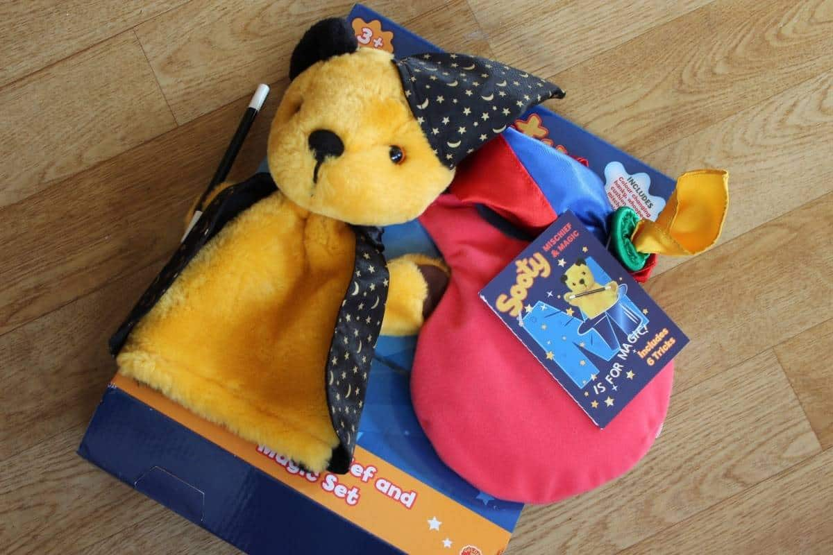 Review: Sooty Mischief and Magic Set