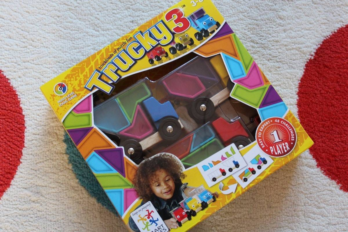 Review: SmartGames Trucky 3