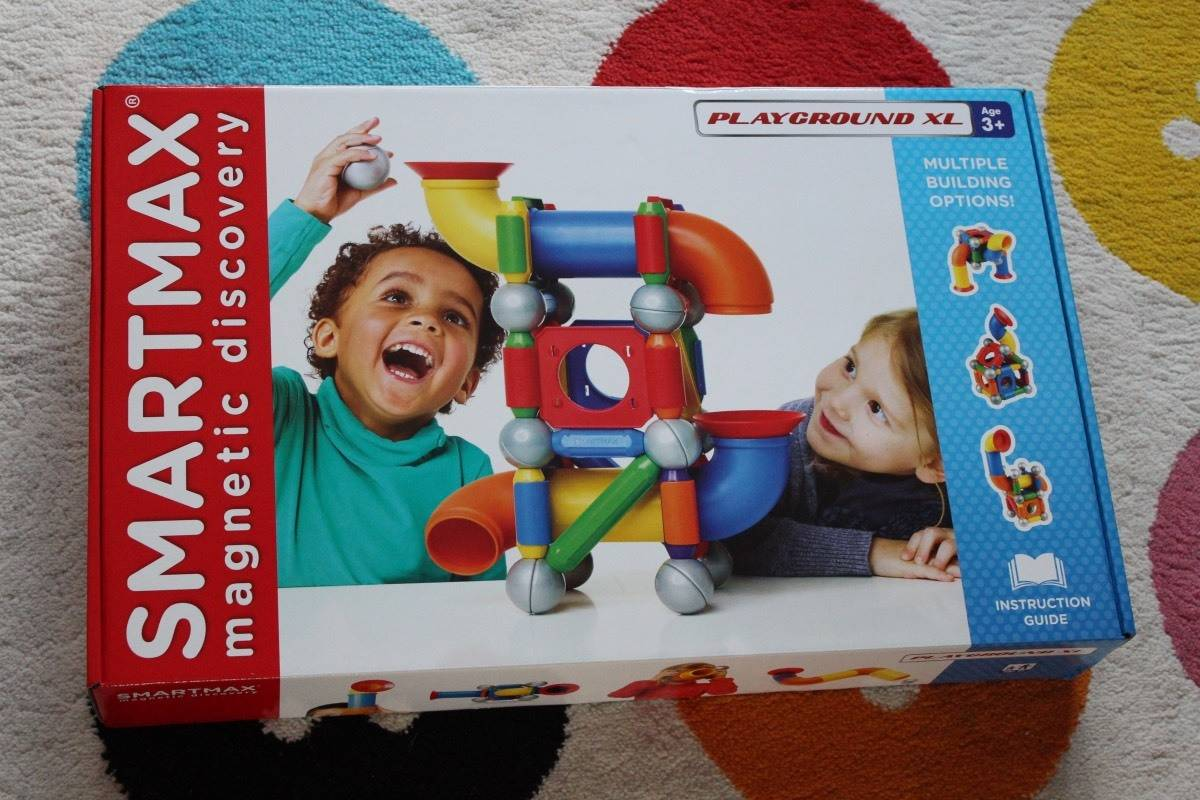 Review: SmartMax Playground XL