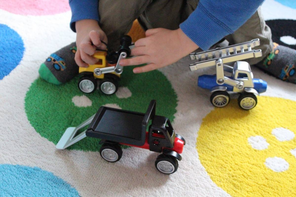Review: SmartMax Power Vehicles Mix
