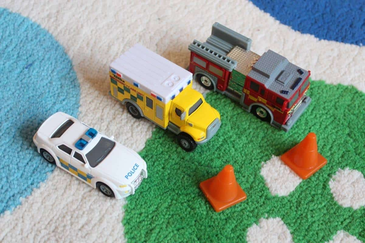 Review: Tonka Diecast Emergency Vehicles
