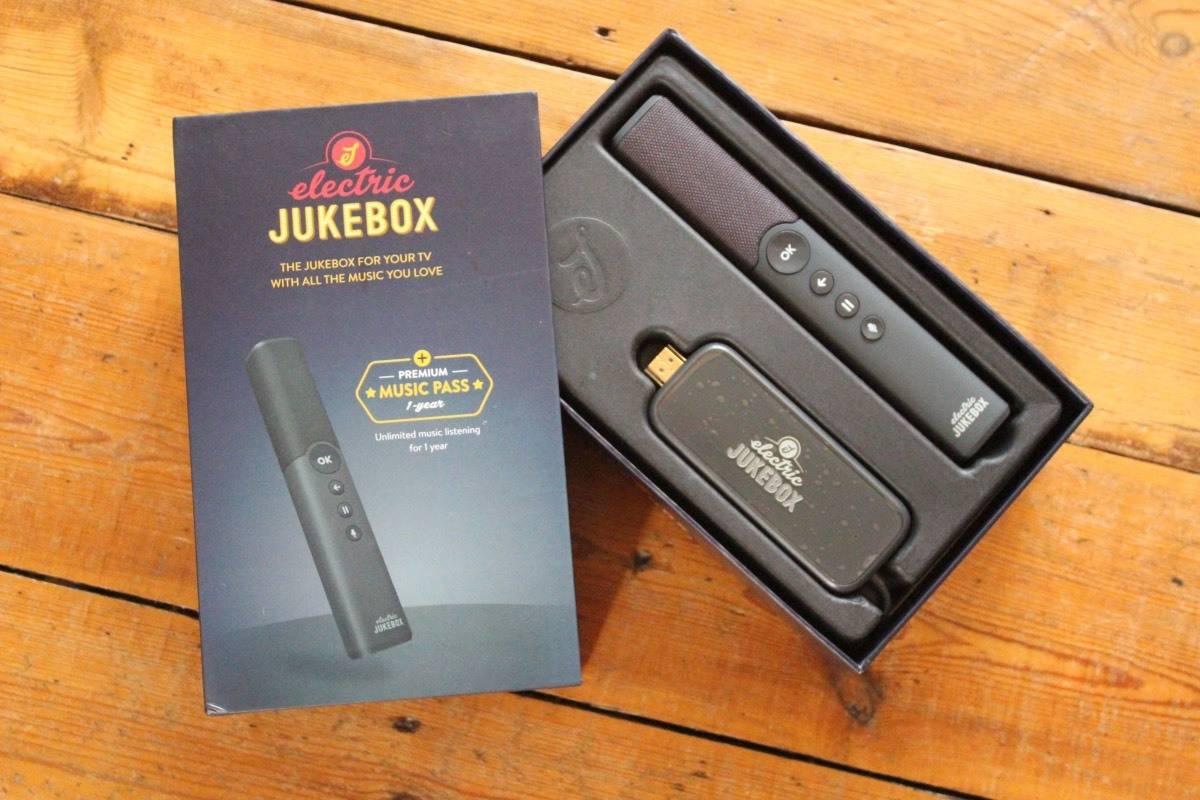 Review: Electric Jukebox