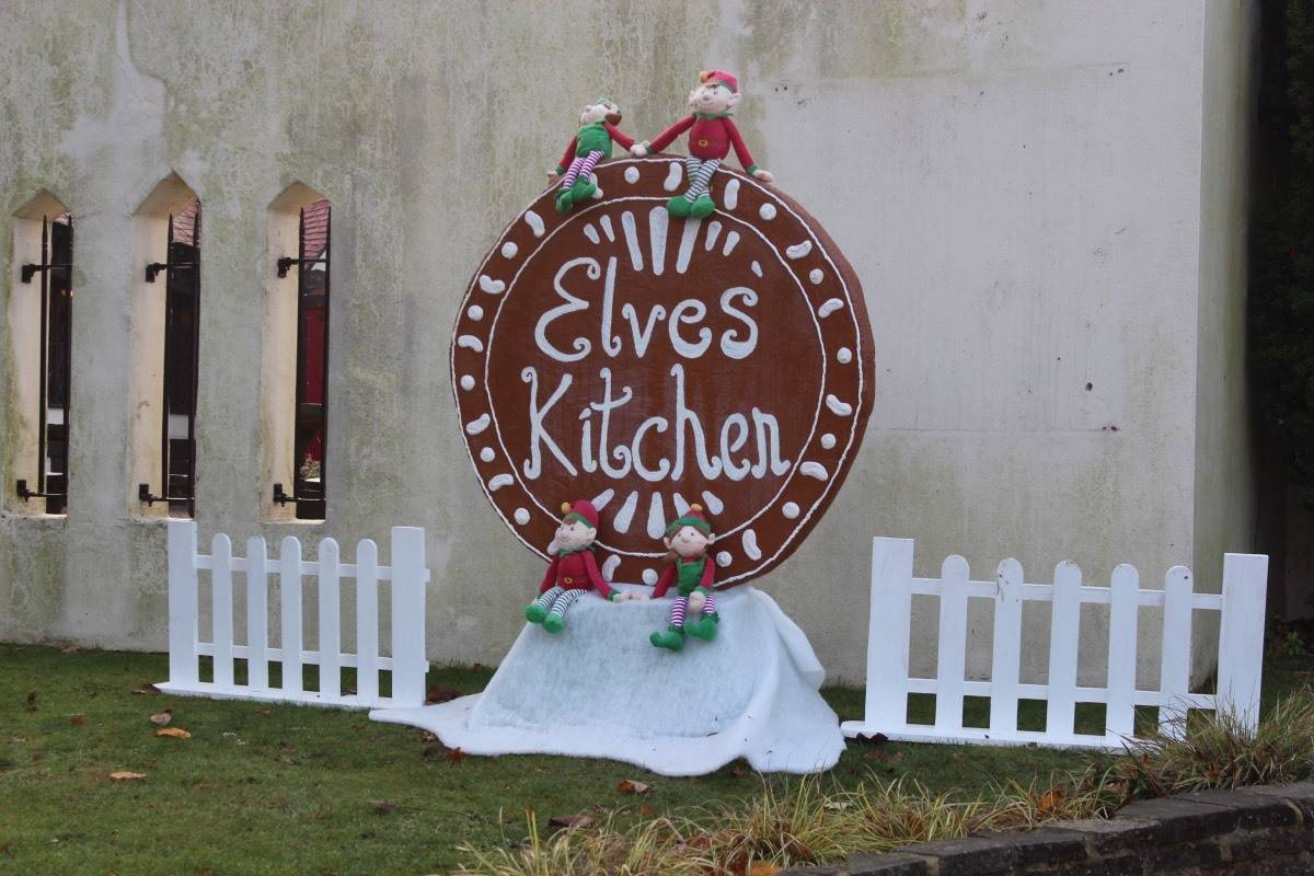A Winter's Tale at Chessington World of Adventures - The Elves' Kitchen