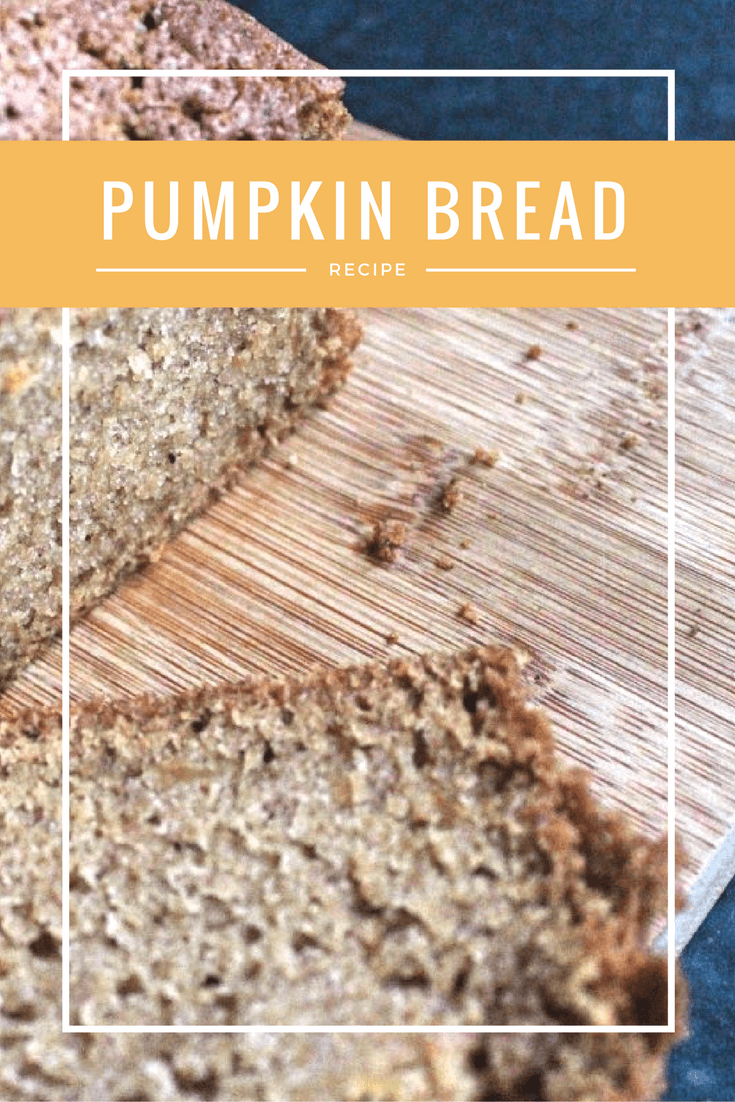 Recipe: Pumpkin Bread