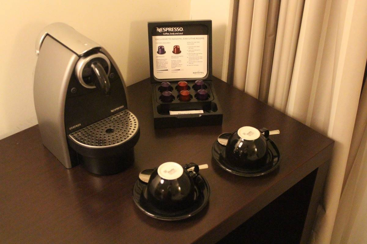 Review: Novotel, Southampton