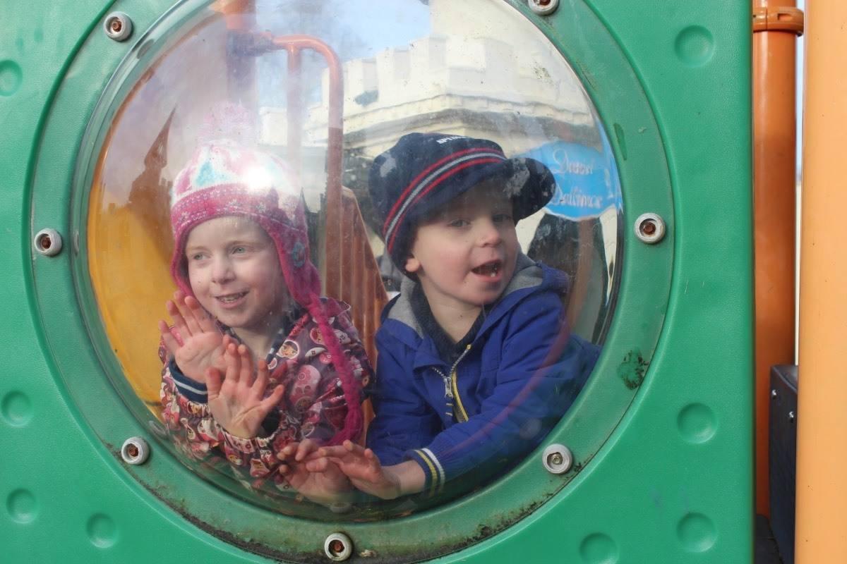 Christmas at Gulliver's Land, Milton Keynes