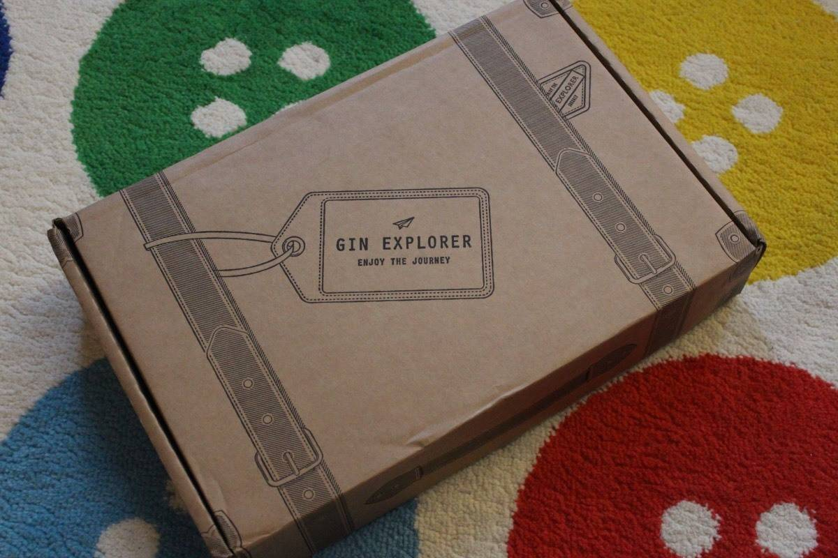 Gin Explorer Review and Giveaway