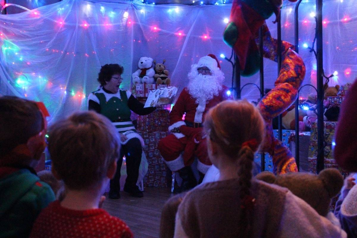Breakfast with Father Christmas at Pinewood Bar and Cafe, Wokingham