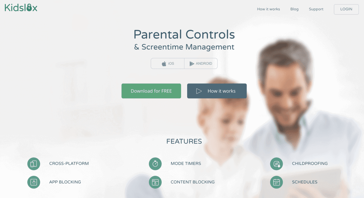 Keeping the Kids Safe Online with Kidslox