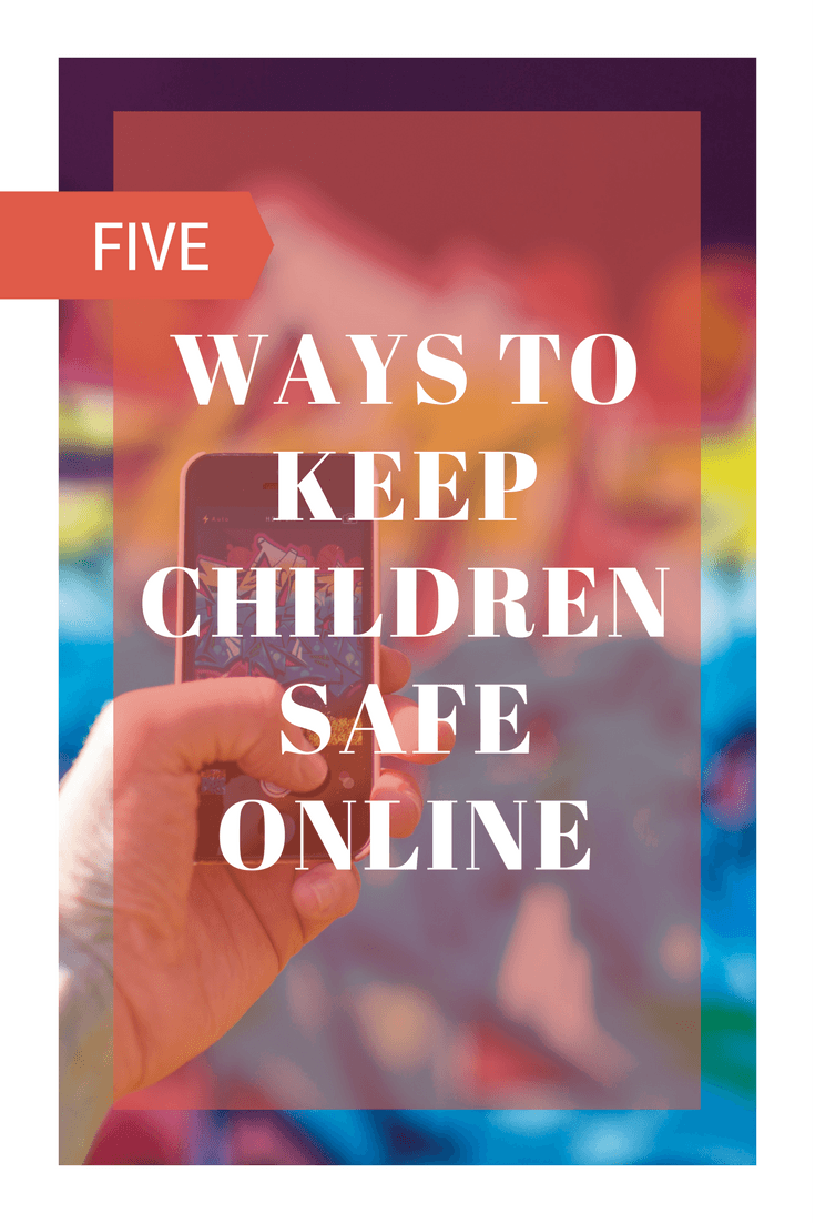 Top 5 Things You Can Do To Help Keep Your Kids Safe Online #InnocentSearches