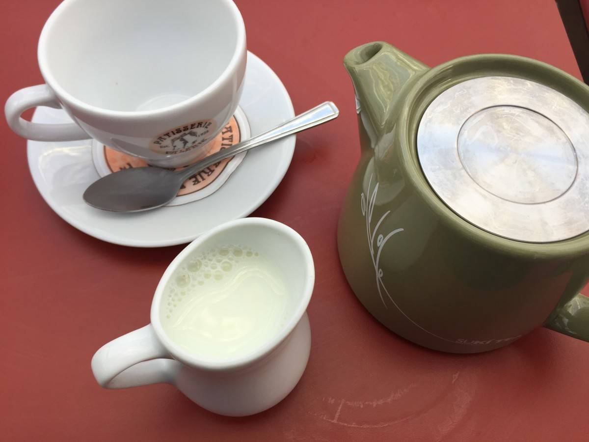 Comparing Camberley Coffee Shops - Where has the best Tea?