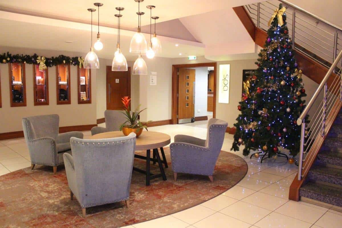 Review: Mercure Cardiff Holland House Hotel and Spa
