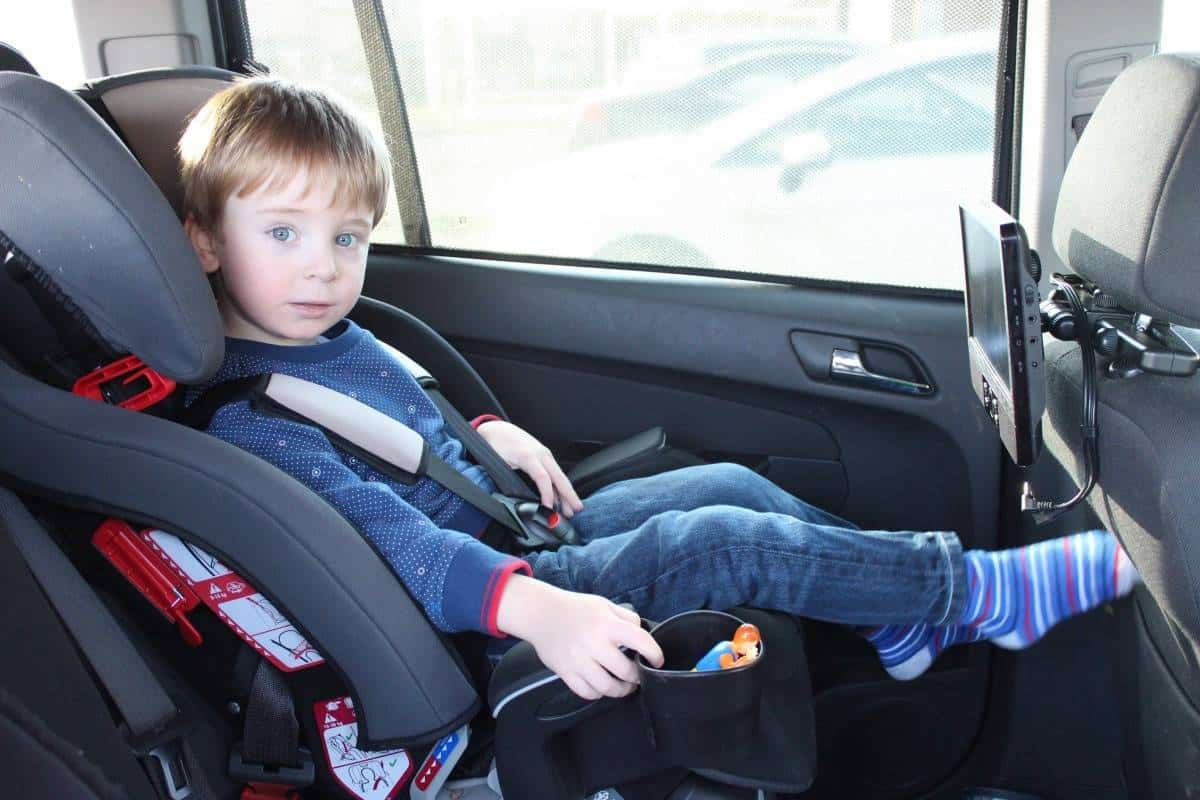 Review: Graco Milestone Car Seat