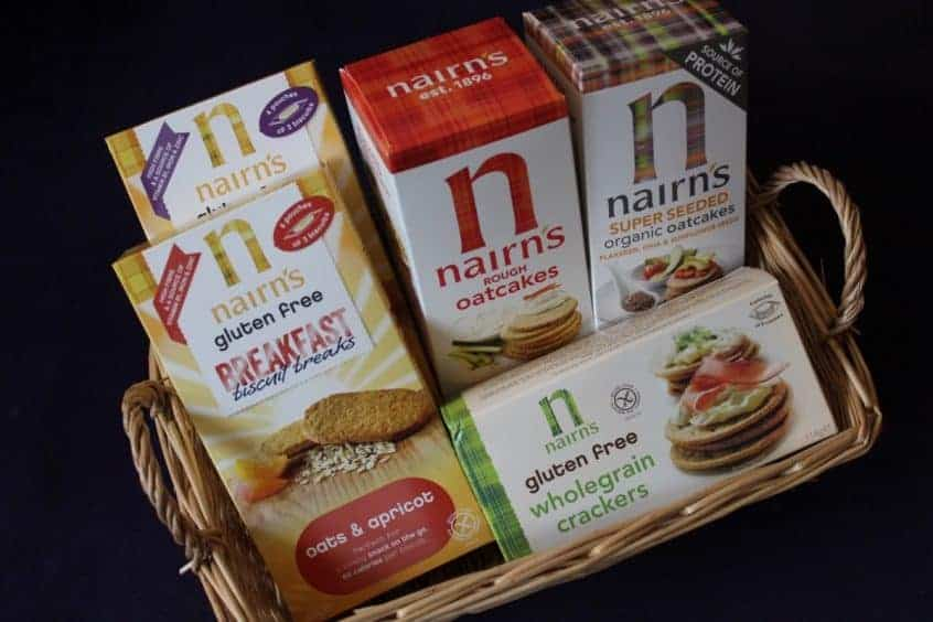Join in with the Nairn's Naturally Energising Challenge!