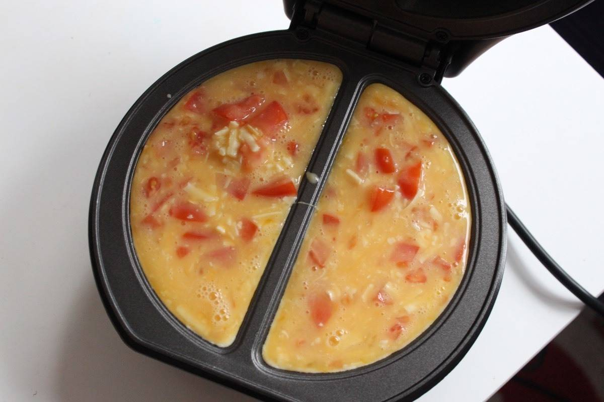 Review: Aldi Ambiano Omelette Maker