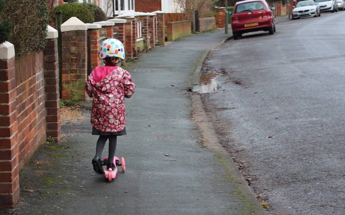Back to the School Run {The Ordinary Moments}