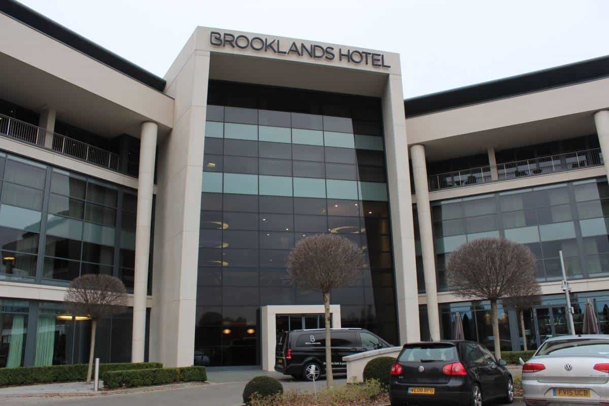 Review: Brooklands Hotel Spa