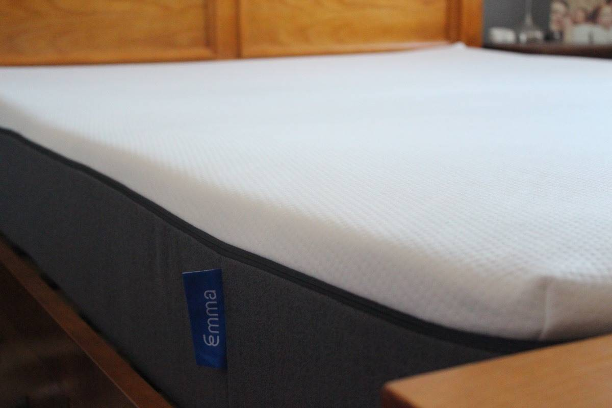 A New Addition to Our Bedroom - The Emma Mattress