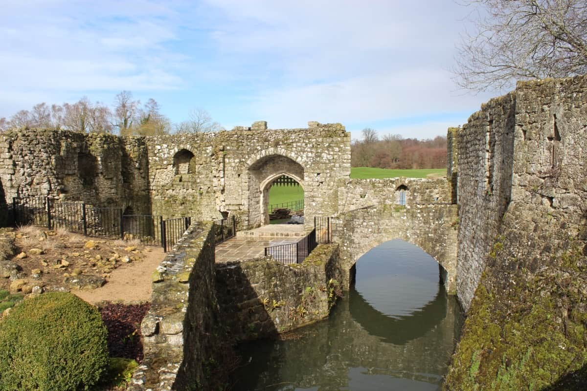 Exploring more of the UK - Leeds Castle