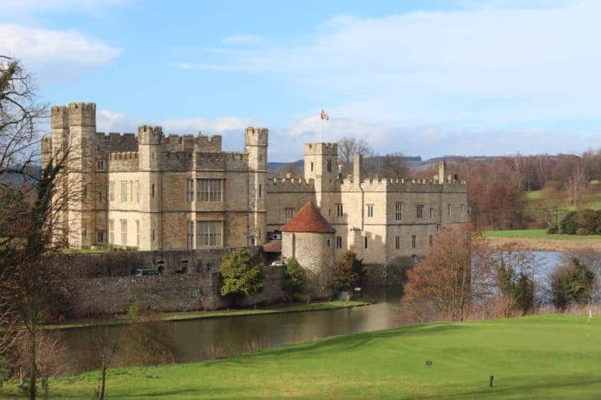 Leeds Castle - Maidstone, Kent