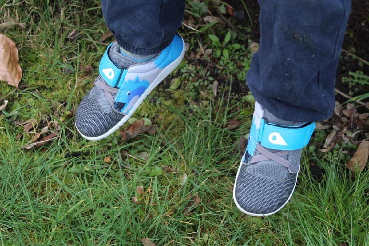 Testing out Bobux Blaze Shoes from the new Kid+ Range