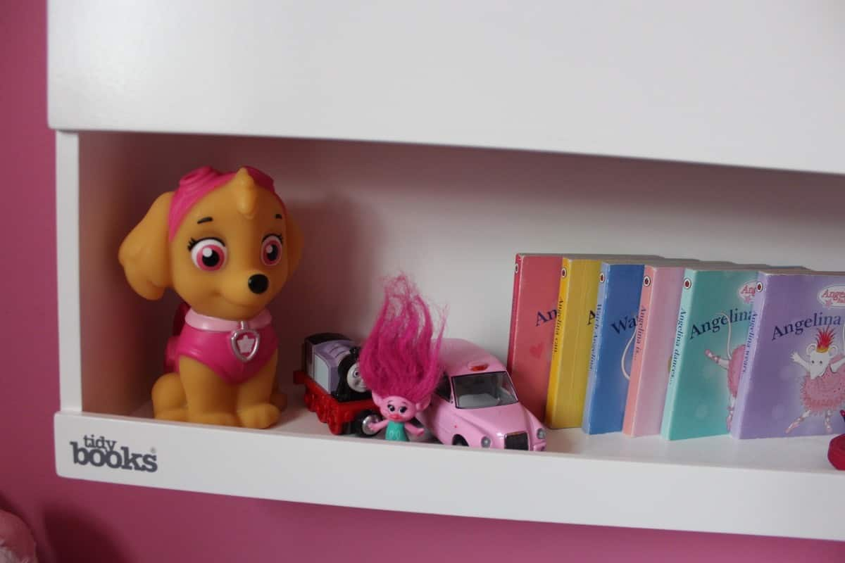 Updating LP's Room with a Tidy Books Bunk Bed Buddy