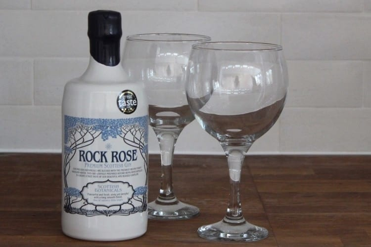 An introduction to Rock Rose Gin and a Giveaway!