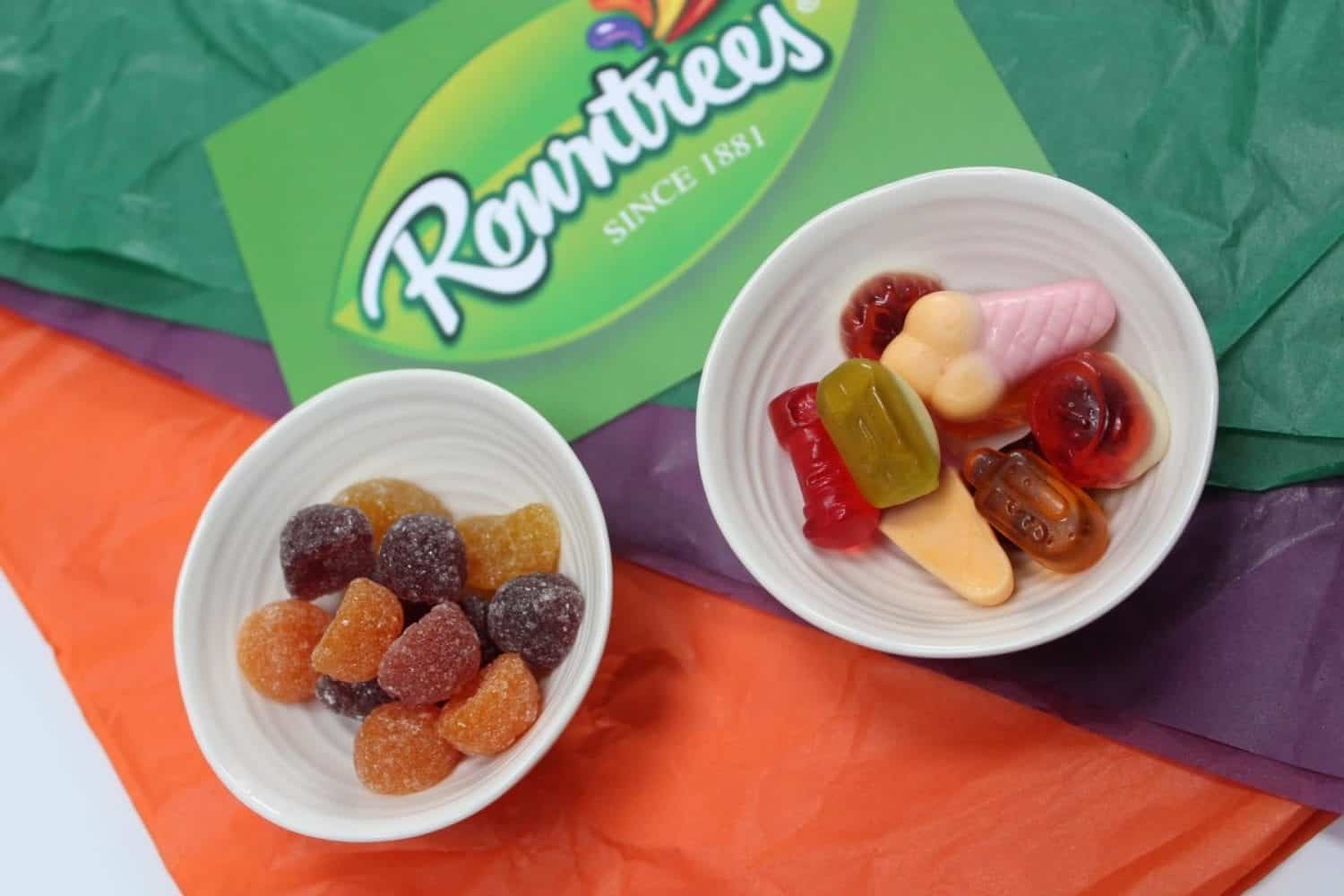 An Exciting Taste Test with Rowntree's #RowntreesTasteTest