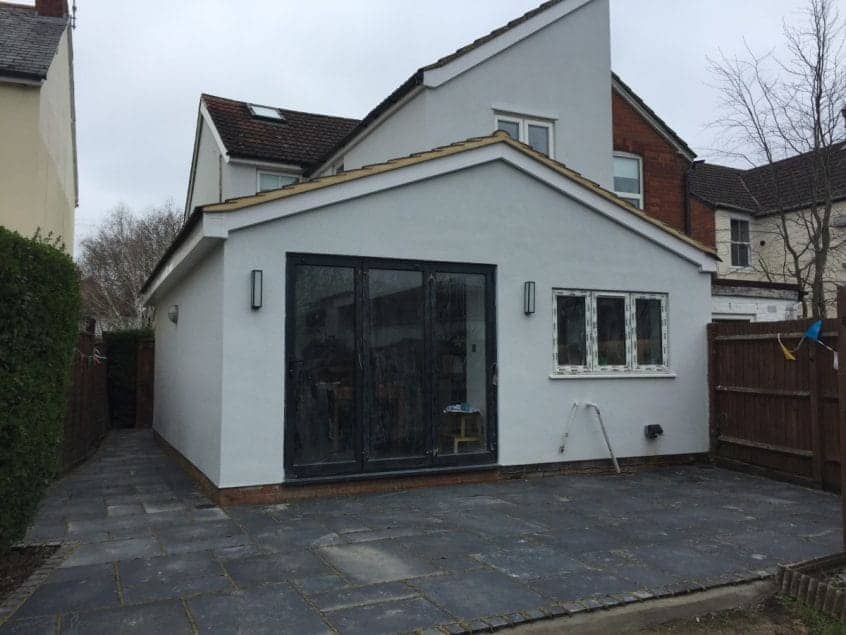 Extension Outside