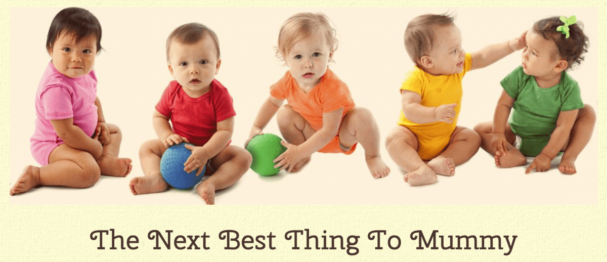 Blogger Behind the Blog {Next Best Thing to Mummy}