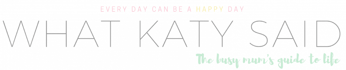 Blogger Behind the Blog {What Katy Said}
