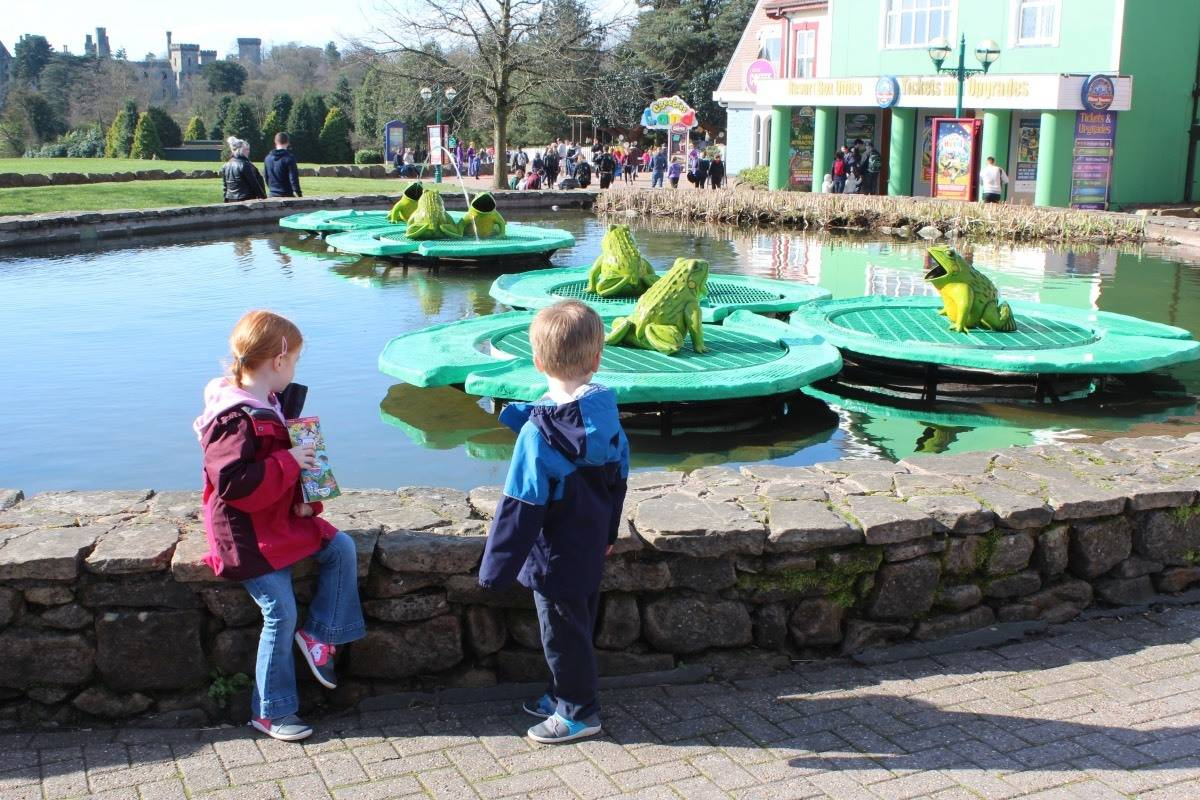 A Weekend at Alton Towers