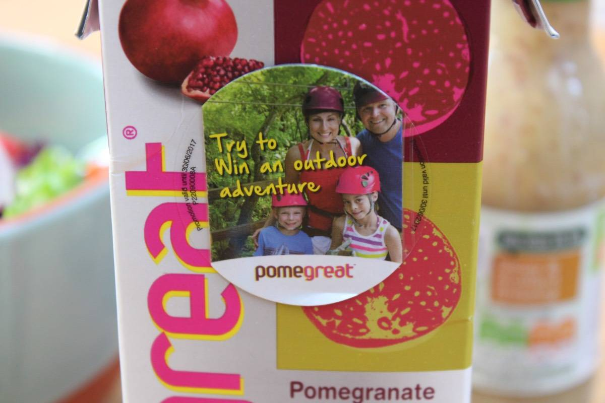 Enjoying Family Time with Pomegreat