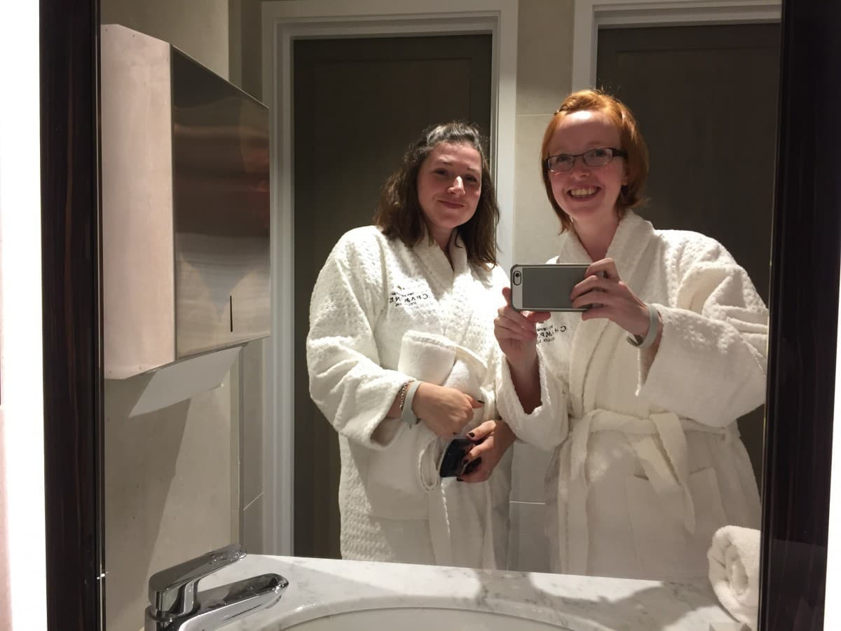A Spa Day at Champneys - Eastwell Manor, Kent