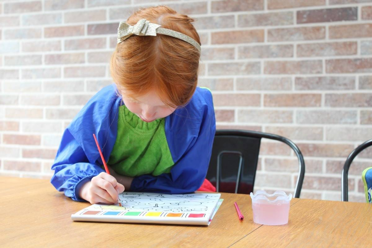 Melissa and Doug Paint with Water Art Pads Review