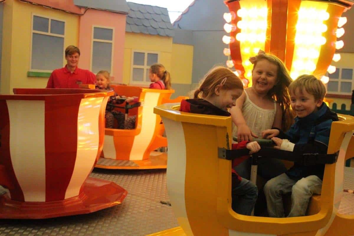 A Half Term Break at Butlins - Bognor Regis {Part 1 - Accomodation and Food}