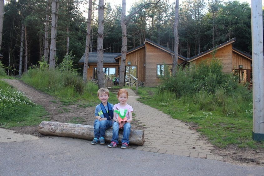 A Weekend at Center Parcs - Woburn Forest {Accomodation and Food}