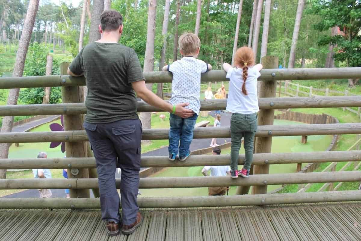 A Weekend at Center Parcs - Woburn Forest {Activities and Entertainment}