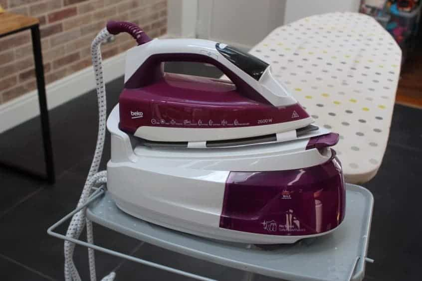 Win a Beko Steam Station Steam Generator Iron! (Competition now closed)