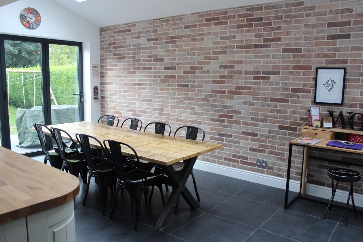 Our New Kitchen Dining Room Extension