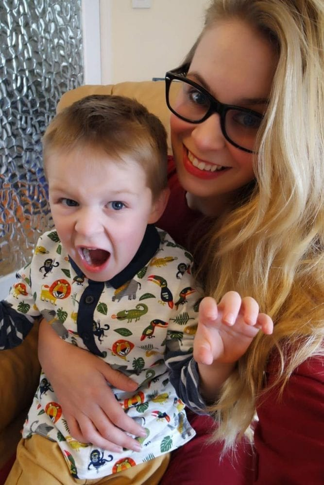 Blogger Behind the Blog {The Parenting Jungle}