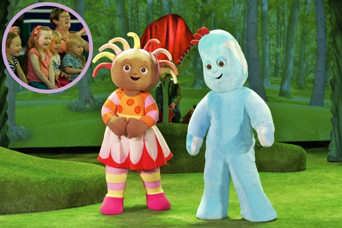Review: In the Night Garden Live